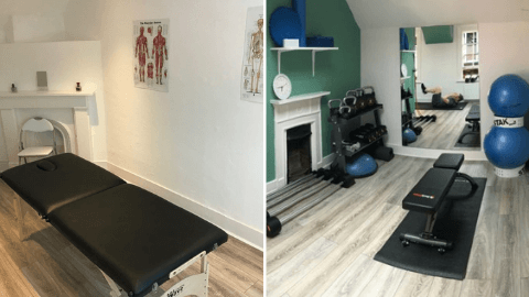 ealing fitness clinic